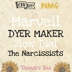 Dyer Maker and Marvell Double Single Launch + Guests @ Transit