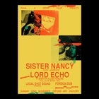 SISTER NANCY (Jamaica) & LORD ECHO (NZ)