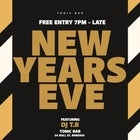 New Years Eve at Tonic