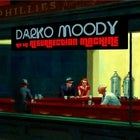 "Darko Moody & the Resurrection Machine new EP launch ""Bedtime Stories"" with Mark Ashurst"