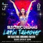 Electric Dreams - Every Saturday Night Apr 17th 2021 @ Co Nightclub Crown Level 3