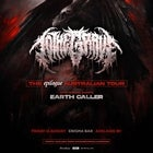 "To The Grave ""Epilogue"" Australian Tour w/ Special Guests:Earth Caller"