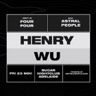 Four Four • Henry Wu. • Sat November 24th