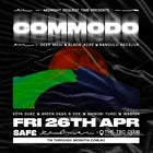 Midnight Request Time presents Commodo (UK)