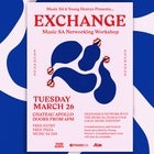 EXCHANGE | A Music SA Networking Workshop