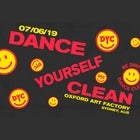 DANCE YOURSELF CLEAN - An Indie Party