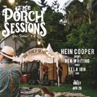 The Porch Sessions :: Hein Cooper