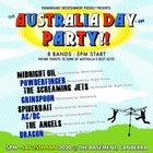 Australia Day-eve Party!!
