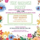 The Garden Party - Boxing Day