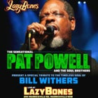 Pat Powell & The Soul Brothers tribute to Bill Withers