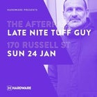 The After Party - Late Nite Tuff Guy