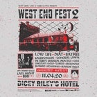 Dicey's Saturdays x 'West End Fest 2' w/ Low Life, Diät, Batpiss, Kaleidoscope, Concrete Lawn, Dr Sure's Unusual Practice, Lincoln's Gold, Lorelei, Regionals, Sloshpit, Jayhawks, Blanche Fulla