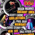 Absolutely 80's  Featuring: Brian Mannix (Uncanny Xmen) Scott Carne (Kids In The Kitchen)  Paul Gray (Wa Wa Nee)  David Sterry (Real Life)  Dale Ryder (Boom Crash Opera)