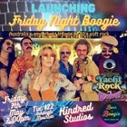Friday Night Boogie Launch featuring Yacht Rock Revival