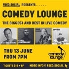 Comedy Lounge ft. Craig Quartermaine, Jon Pinder + more