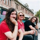 DZ Deathrays - Tour With The Lot