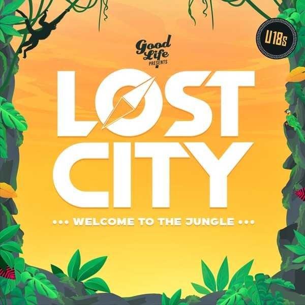Buy Lost City U18s Sydney Tickets Nsw 2020 Moshtix