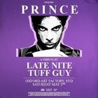 PRINCE - A Tribute by Late Nite Tuff Guy