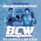 A Night Before The Fight: Live Interview - Ken Shamrock & Dan Severn
