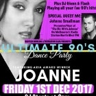 Ultimate 90's With Special Guest JOANNE