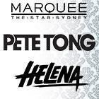 Marquee Sydney January 18th: Helena & Pete Tong