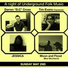 A Night Of Underground Folk Music