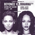 BEYONCE vs RIHANNA (Tribute // Dance Party)