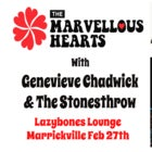 Marvellous Hearts + Genevieve Chadwick + The Stonesthrow