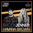 Marquee Saturdays - Brody Jenner and Havana Brown