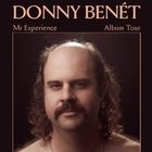 DONNY BENÉT – MR EXPERIENCE Album Tour