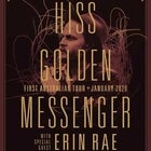 HISS GOLDEN MESSENGER (USA)