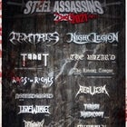 STEEL ASSASSINS FESTIVAL 2021 Part 1 2 day passes