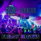 RNB FRIDAYS AT FABULOUS @ Level 3 Crown