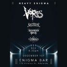 Heavy Enigma Featuring:Voros,Massix,Sedulous Rouse & Nothing