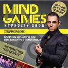 """MIND GAMES"" Comedy Stage Hypnosis Show - OPENING NIGHT"
