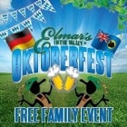 Elmar's in the Valley OKTOBERFEST FREE FAMILY DAY 2018 - Sunday 21 Oct