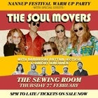The Soul Movers (SYD) with Bambuseae Rhythm Section & Sunday Lemonade