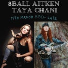 8 Ball Aitken & Taya Chani: A Night of Swamp & Soul Blues