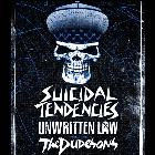 Suicidal Tendencies (USA), Unwritten Law (USA), The Dudesons (FIN)