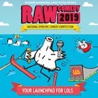 Raw Comedy 2019: Qualifying Heat #2