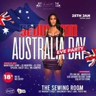 Seduction Australia Day Eve Party