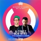 Ministry of Sound Club FT. A-Tonez B2B Kyro
