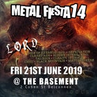 Metal Fiesta 14 - Featuring LORD