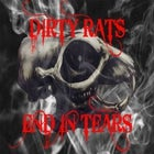 Dirty Rats official album launch - End in Tears with guests City Sharps + Cold Sleep + Tailgate