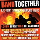 Band Together - Blues Benefit Concert For The Rural Fire Services
