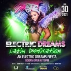 Electric Dreams - Latin Dedication Set Jan 30th 2021 @ Co Nightclub Crown Level 3