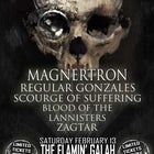 Metal of Honor presents Magnertron, and more