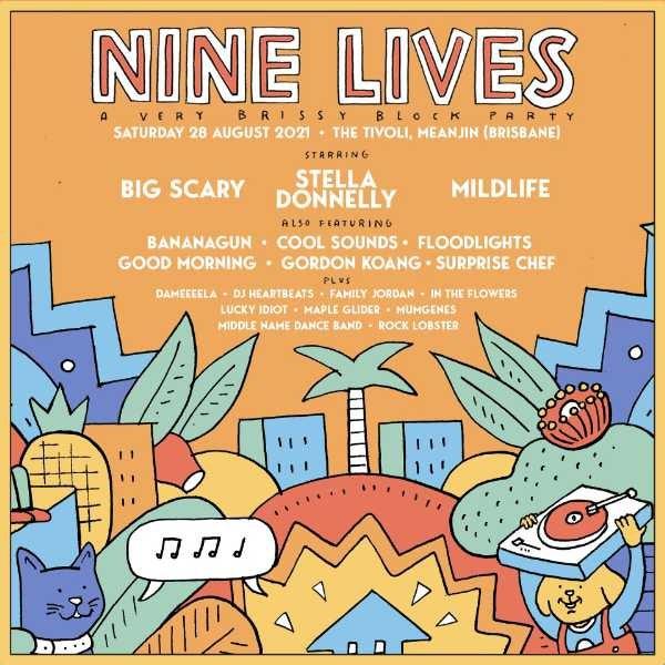 Nine Lives Festival at The Tivoli