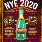 NYE 2020 on Level 1 - JAMES RYAN'S FUNKY SOUL