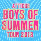 The Boys Of Summer tour 2013